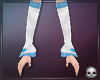 [T69Q] Cure white Gloves