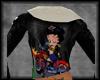 Biker Betty Boop Jacket