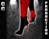CC Harley Quinn Boots