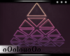 .L. Ombre Pyramid Room