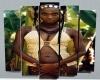 African Lovely Art