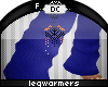 ~Dc) % Warmers Blue
