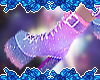 'P galaxy girl boots