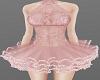 H/Pink TuTu Dress