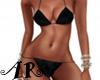 Smokey Black Bikini L