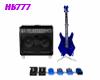 HB777 Gators Guitar&Amp