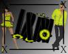 .X. Sasha Wrist R Yellow