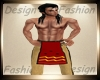 Nat. Layerable Loincloth