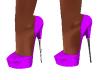 Baby Purple Heels