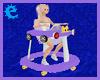 [E] Purple Toy Walker