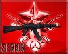 Plum Kalashnikov AK-104