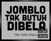 Jomblo Song