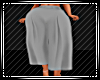 3/4 Summer Pants Silver