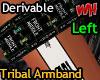 Tribal Armband 1 (L)