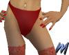 Basic Red Bikini Bottom