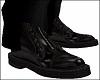 Black Goth Boots
