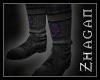 [Z] Necrom.Boots purple
