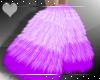 Fur Boots -Purple