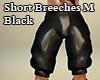Short Breeches M Black