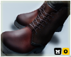 Boss Leather Boots