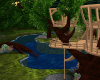 PondRIver Treehouse