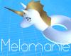 Gold Unicorn Float Req.
