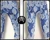 .Floral Print Pants|V1