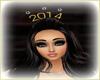 *C* 2014 New Years Tiara