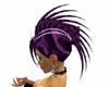 seraph's purple hair