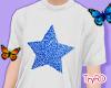 🦋 Star tshirt