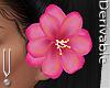 -V- Hair Flower