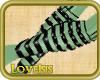 WoodRaven Leg Straps (M)