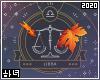 Libra | autumn leaves