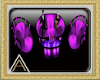 (AL)SofaSet Neon Pink
