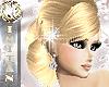 (MI) Wedding hair diamon