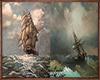 Ships & Ocean Background