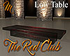 [M] The Red Club Low Tbl