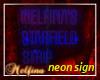 Starfield Neon Sign