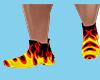 Boots Black Fire 508