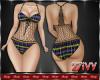 IV.PlaidNet Bikini_BY