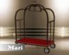 !M! Hotel Luggage Cart
