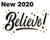 Believe Frame New 2020