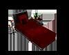 Romantic cuddle bed