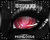 *M*| Psycho Eyes (White)