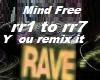 Mind free - Rave- Euro
