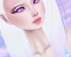 white purple ombre
