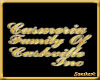 CASMERIA BUSINESS SIGN