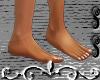 No Tipy Toes Dainty Feet