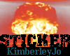 Nuclear Blast sticker