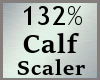 Scaler Calves 132% M A